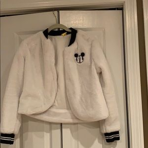 Mickey Mouse warm jacket